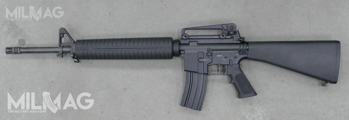 The first production run of the 5,56-mm PAC-15 semi-automatic rifles from Pioneer Arms Corp. is nearly finished. Initially, the premiere was supposed to happen on the April/May breakthrough but was rescheduled due to Polish National Holidays and long weekend. /Photo: Pawel Scibiorek, Remigiusz Wilk
