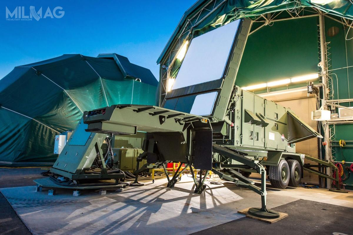 One of key requirements of Poland`s Ministry of Defense is procurement of currently developed, 360 degrees, AESA radar. / Photos: Raytheon