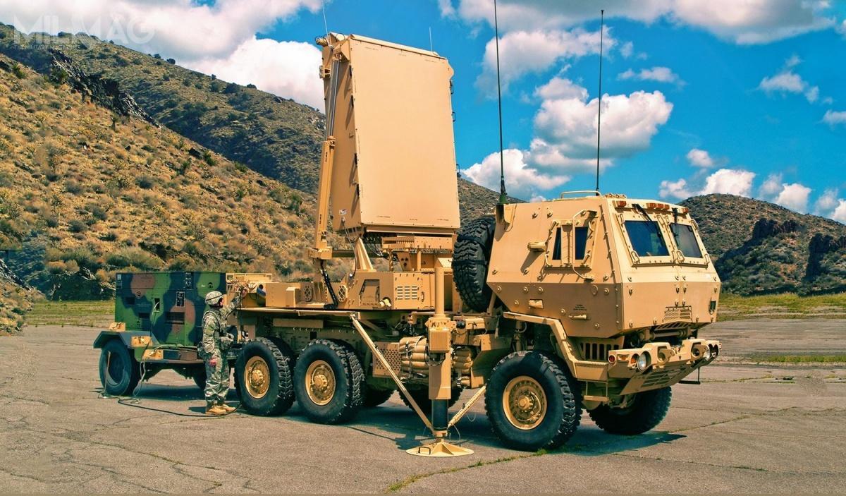 US Army zamówiły łącznie ponad 170 stacji radiolokacyjnych AN/TPQ-53 Firefinder. Zestawy zostały wykorzystane wboju wIraku iAfganistanie. Sześć radarów zostanie dostarczonych wojskom lądowym Singapuru zterminem domarca 2019. Są one pierwszym ijak dotąd jedynym odbiorcą eksportowym tych zestawów. /Zdjęcie: Lockheed Martin