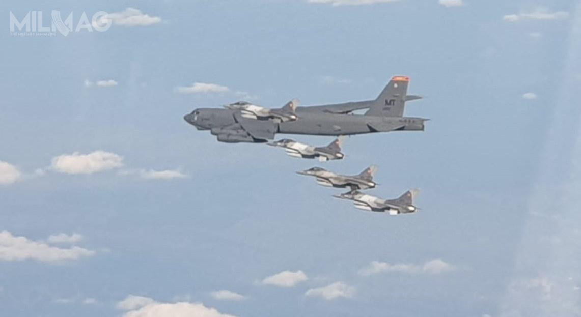 Wojska lotnicze Rumunii iUSA przeprowadziły ćwiczenie pk. South Paw / Zdjęcia: MO Rumunii