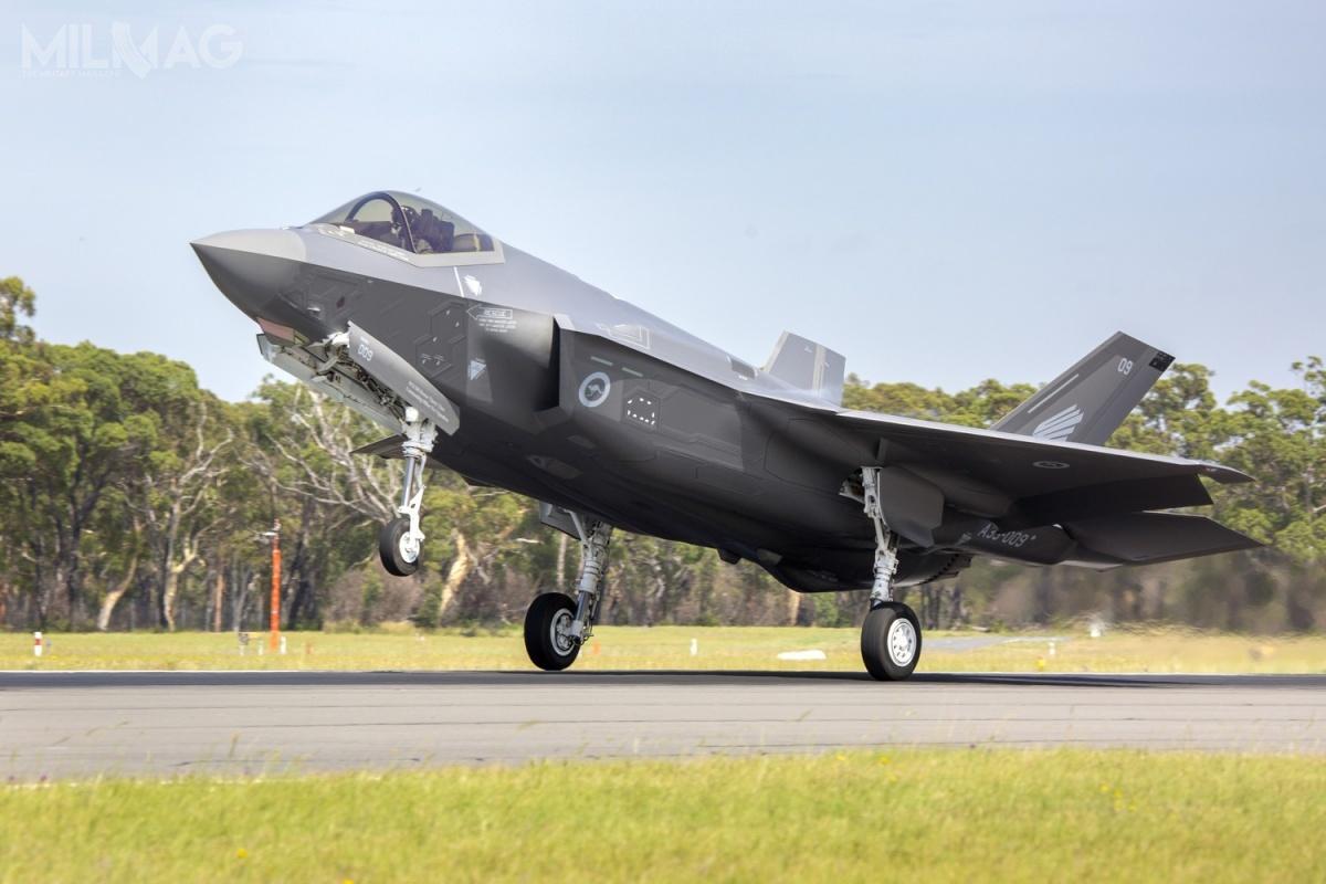 Miejscem stacjonowania australijskich F-35A Lightning II będą bazy lotnicze RAAF Willaimtown wNowej Południowej Walii iRAAF Tindal wTerytorium Północnym. / Zdjęcia: Ministerstwo Obrony Australii.