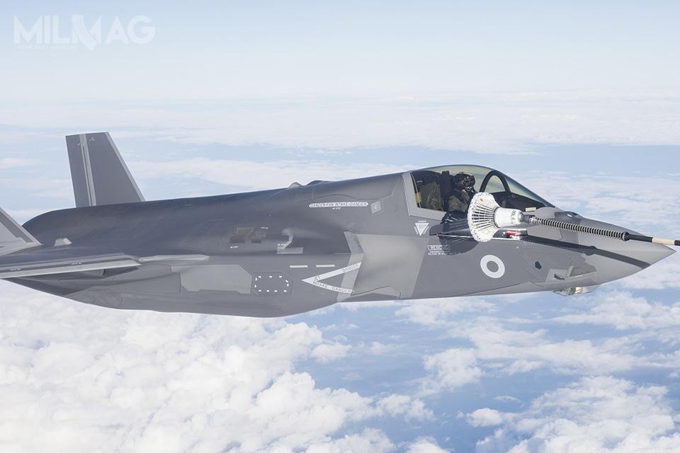 Wielka Brytania zamówiła łącznie 138 F-35B, zktórychokoło 63 trafi dojednostek liniowych