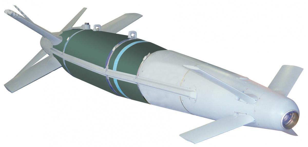 Indie zamówiły poprzednią transzę bomb Spice 2000 wczerwcu 2019. Miały być  one zintegrowane zsamolotami wielozadaniowymi Su-30MKI /Grafika: Rafael