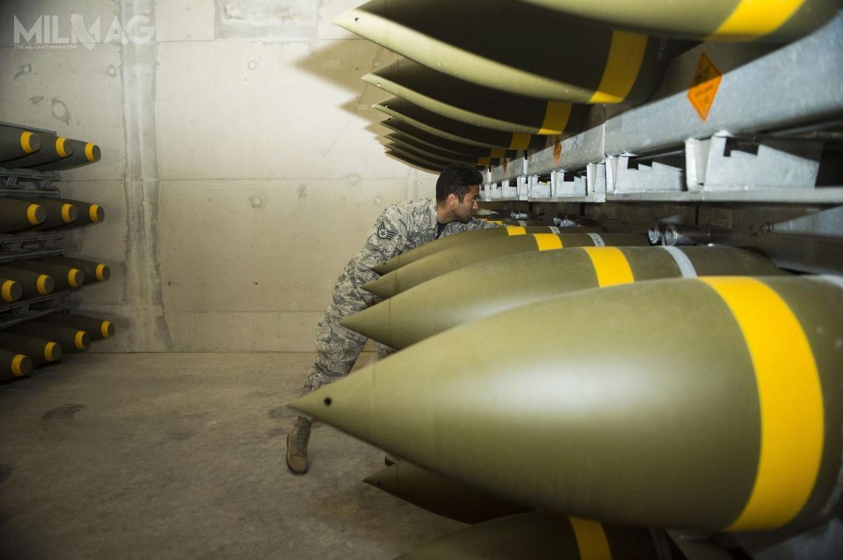 Celem inicjatywy EDI jest umożliwienie jednostkom NATO szybszej reakcji nawypadek agresji wEuropie. /Zdjęcia: USAF