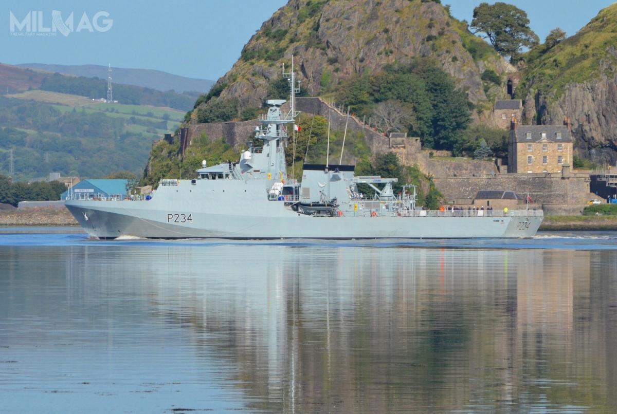 Co ciekawe, dzięki filtrowi mocznikowemu, któryredukuje ookoło 90% emisje tlenków azotu zgeneratorów diesla, HMS Spey będzie jednym znajbardziej przyjaznych dla środowiska okrętów weflocie Royal Navy. / Zdjęcie: BAE Systems
