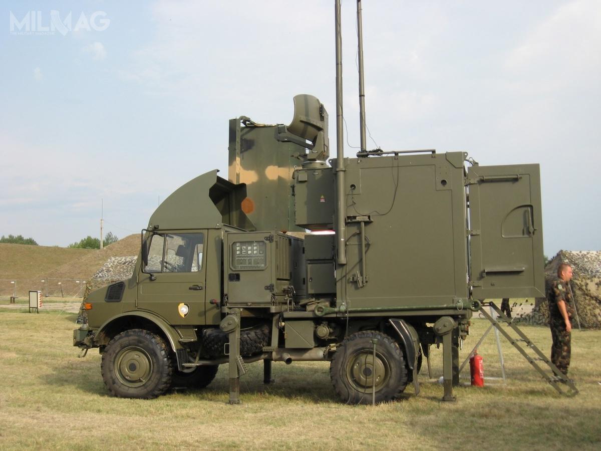 Węgierska obrona przeciwlotnicza jest modernizowana od2008. Wkrótce wycofane zostaną przeciwlotnicze zestawy rakietowe 2K12 Kub, któregonastępca będzie podstawą systemu naziemnej obrony przeciwlotniczej nowej generacji / Zdjęcie: KGyST