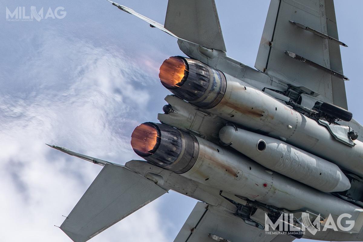 Przedmiotem zamówienia, realizowanego procedurą przyspieszoną, są trzy używane silniki turbowentylatorowe Klimow RD-33 serii 2dosamolotów myśliwskich MiG-29 / Zdjęcie: Michał Adamowski