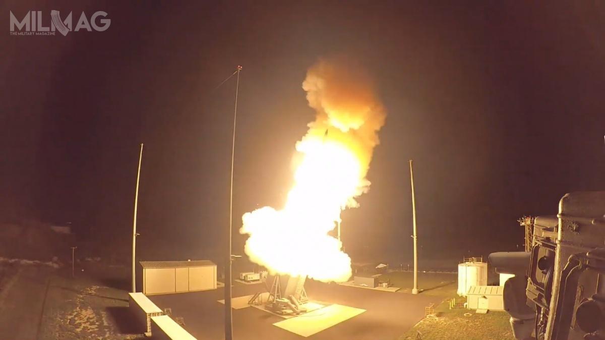 24 pociski przechwytujące SM-3 Block IIA mają trafić nauzbrojenie doinstalacji AAMDS wNSF Redzikowo k. Słupska / Grafika: Raytheon