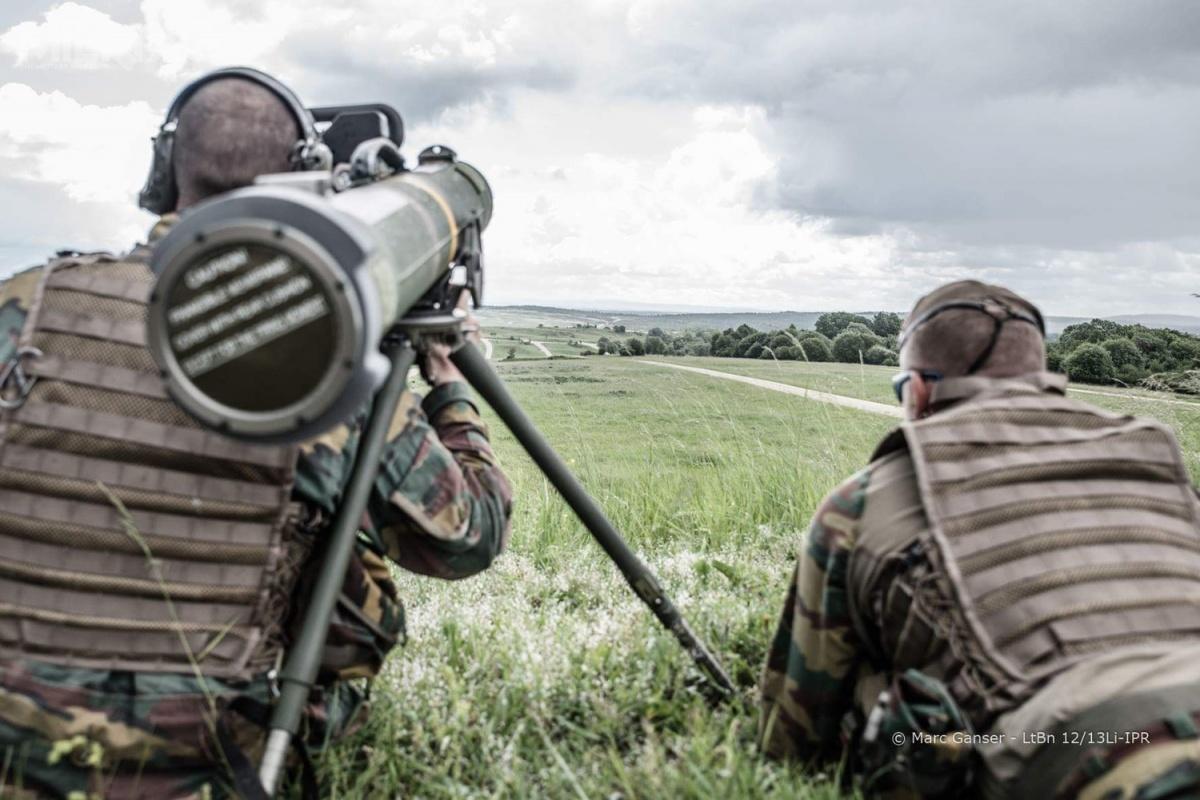 Spike LR ma masę własną 14 kg, awraz zzestawem startowo-celowniczym ICLU masa wynosi mniej, niż 45 kg. Pocisk jest wstanie przebić pancerz RHA ogrubości ponad 700 mm / Zdjęcia: Rafael Advanced Defense Systems
