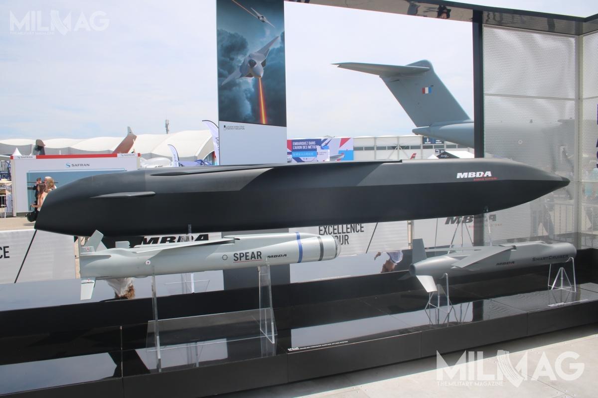 Subsonic Cruise Missile jest projektowany jako następca pocisku Storm Shadow/SCALP EG