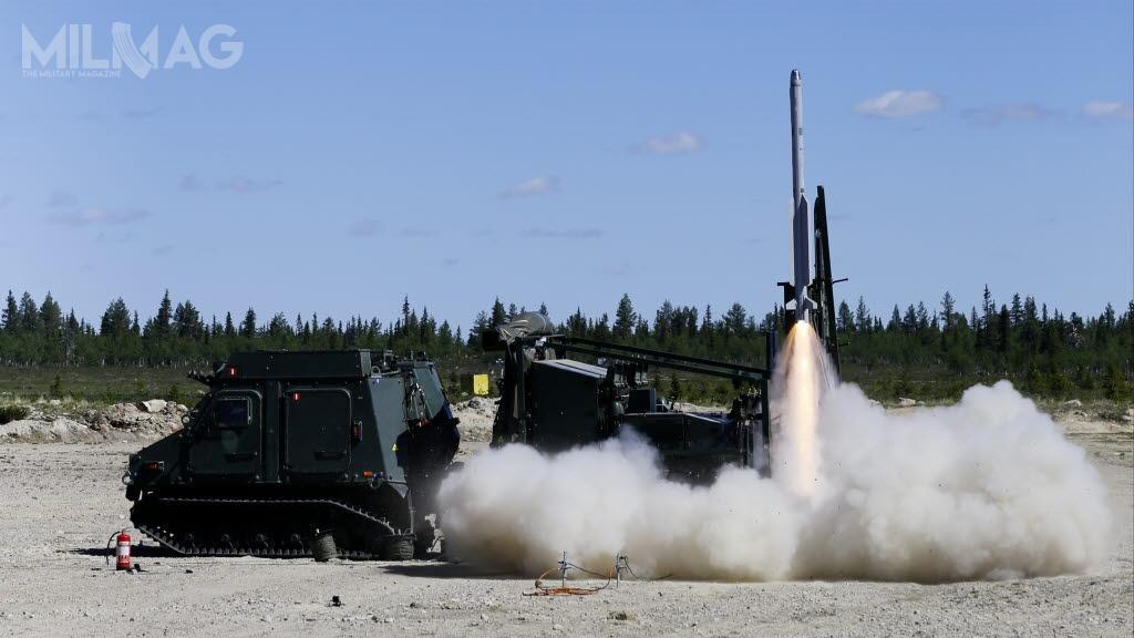 IRIS-T SLS tolądowa wersja systemu naprowadzana radarem zpociskami IRIS-T (Infra-Red Imaging System Tail/Thrust Vector-Controlled) / Zdjęcie: Diehl Defence