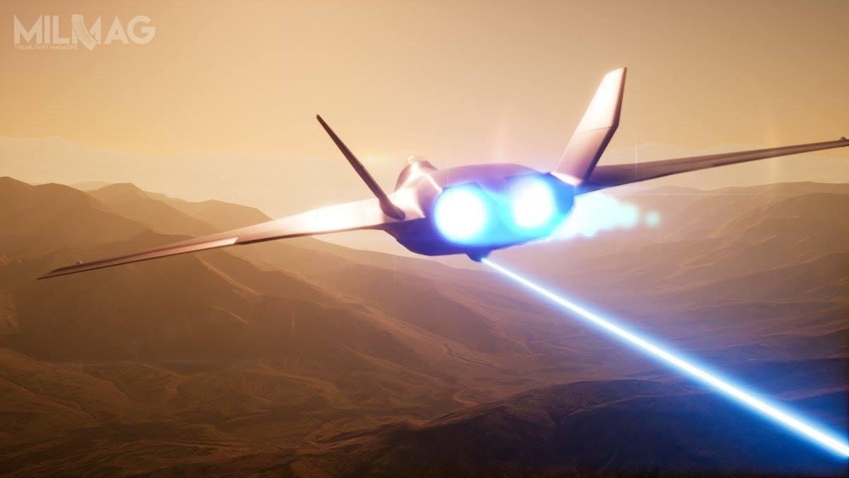 Zgodnie zdeklaracjami Tempest zostanie uzbrojony wlotniczy laser, asamolot będzie zdolny doautonomicznego działania wwariancie bezzałogowym. Przewiduje się możliwość przenoszenia małych bsl, tzw. wirtualny kokpit, zastosowanie konfigurowalnych systemów łączności, aktywnych ipasywnych sensorów czyśrodków obrony nowej generacji. / Grafika: BAE Systems