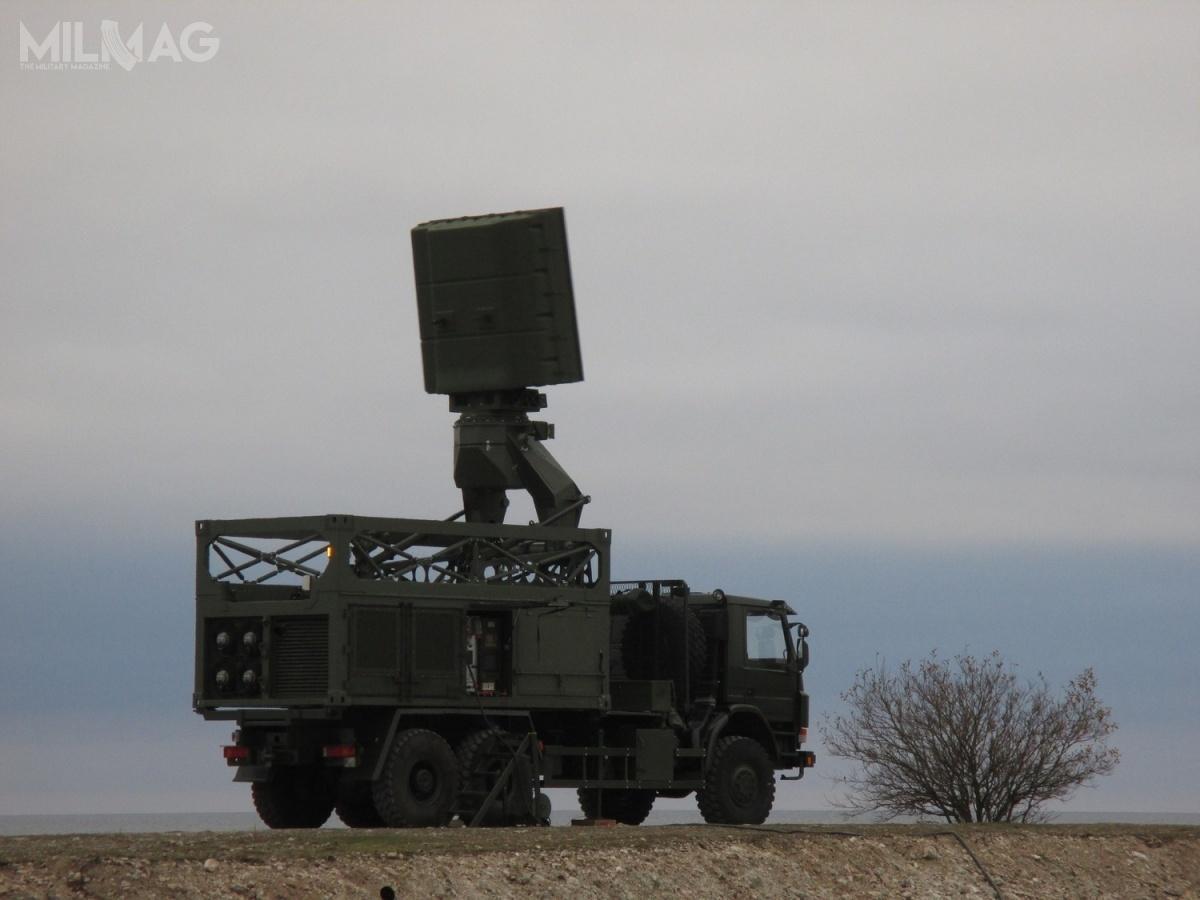 Saab Defence and Security dostarczy szwedzkim siłom zbrojnym m.in.kolejne wielofunkcyjne radary Giraffe 4A orazzmodernizuje radary obserwacyjne Giraffe AMB / Zdjęcie: Saab Defence and Security