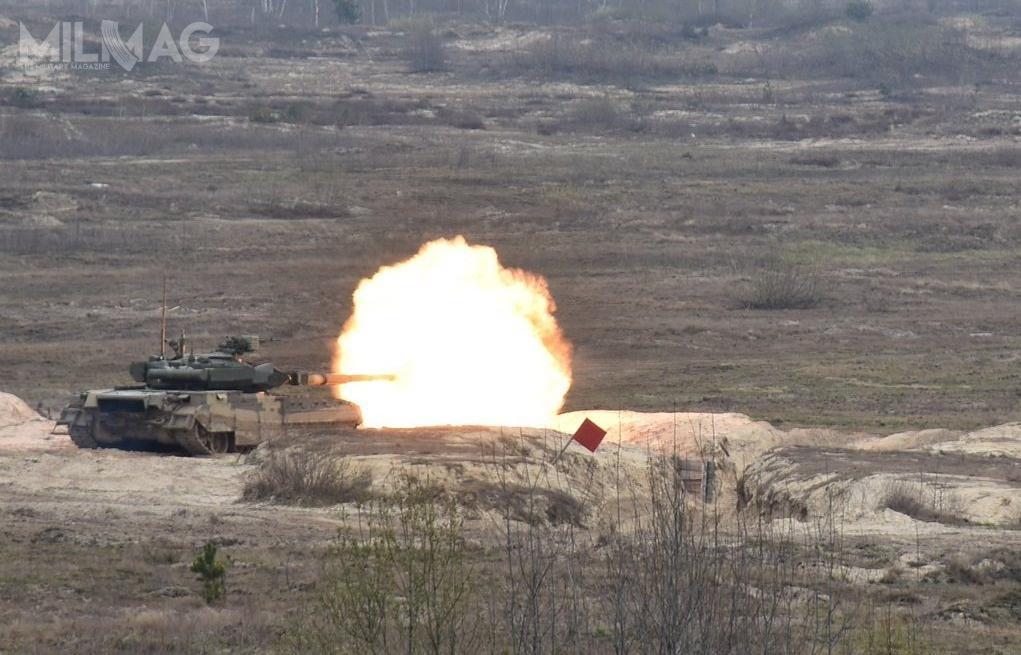 Na miesiąc przedzawodami Strong Europe Tank Challenge 2018, ukraińskie załogi rozpoczęły intensywne szkolenia / Zdjęcia: Sztab Generalny Sił Zbrojnych Ukrainy