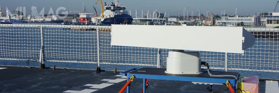 Dzięki nowemu zamówieniu, liczba radarów typu Scout Mk3 wkrólewskiej niderlandzkiej marynarce wojennej wzrośnie dopiętnastu / Zdjęcia: Thales