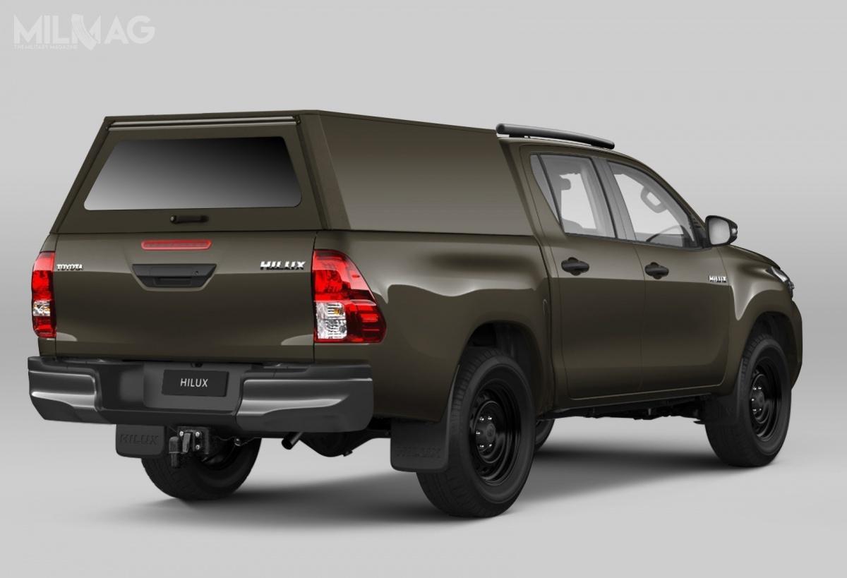 Będą topojazdy wyposażone wsilniki wysokoprężne omocy 150 KM (110 kW) zpięcioosobową kabiną typu Double Cab, pospecjalnym liftingu, którywprowadzono wpołowie br / Zdjęcia: Glomex MS