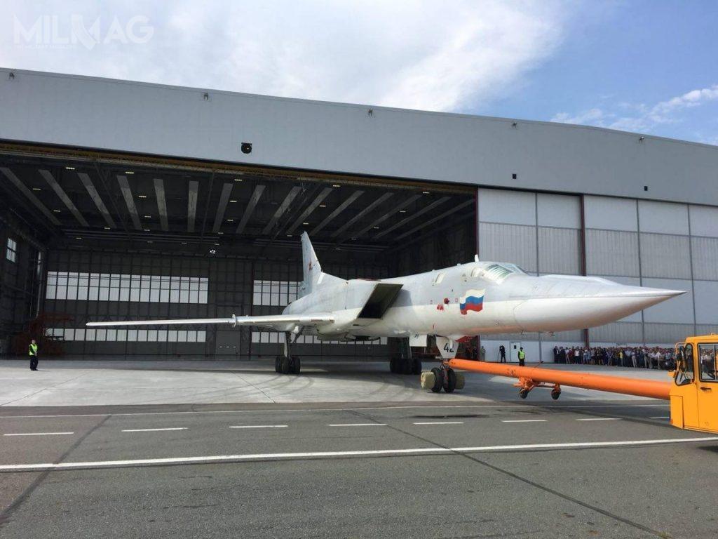 W rosyjskich Siłach Powietrzno-Kosmicznych jest 77 Tu-22M3, zczego 40 stacjonuje wbazie Biełaja (obwód irkucki), 27 wSzajkowce (obwód kałuski) i10 wbazie Djagilewo (obw. riazański). Lotnictwo Marynarki Wojennej (AWMF) ma dodyspozycji 58 tych samolotów