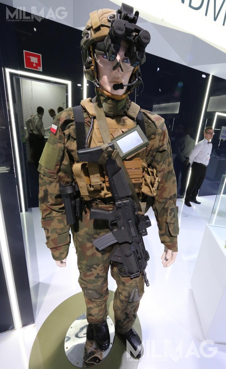 Program Tytan zakłada opracowanie iwdrożenie nowej generacji umundurowania, oporządzenia orazuzbrojenia indywidualnego dla żołnierzy /Zdjęcia: Jakub Link-Lenczowski