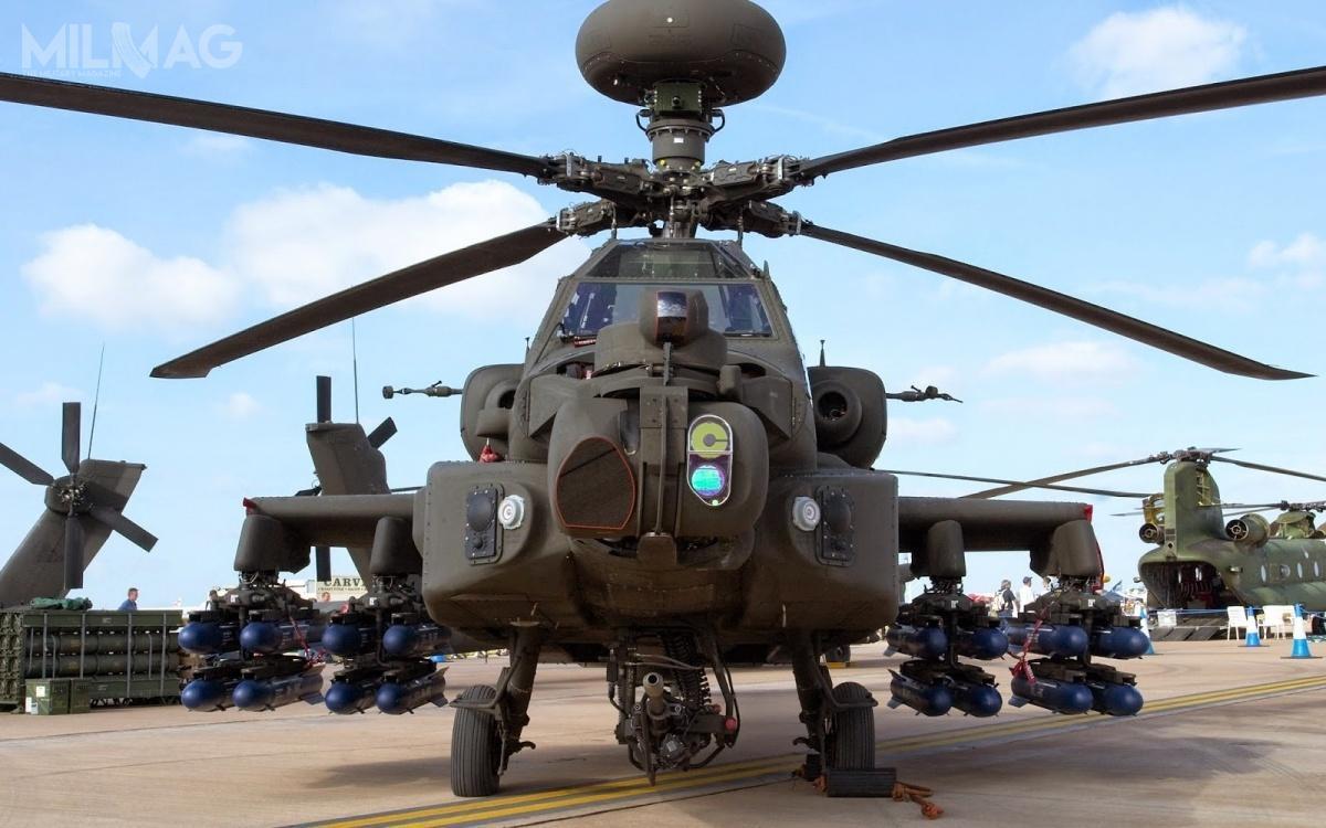 Podpisując umowę zBoeingiem, Maroko stanie się 17. użytkownikiem śmigłowców uderzeniowych AH-64 Apache / Zdjęcie: Boeing