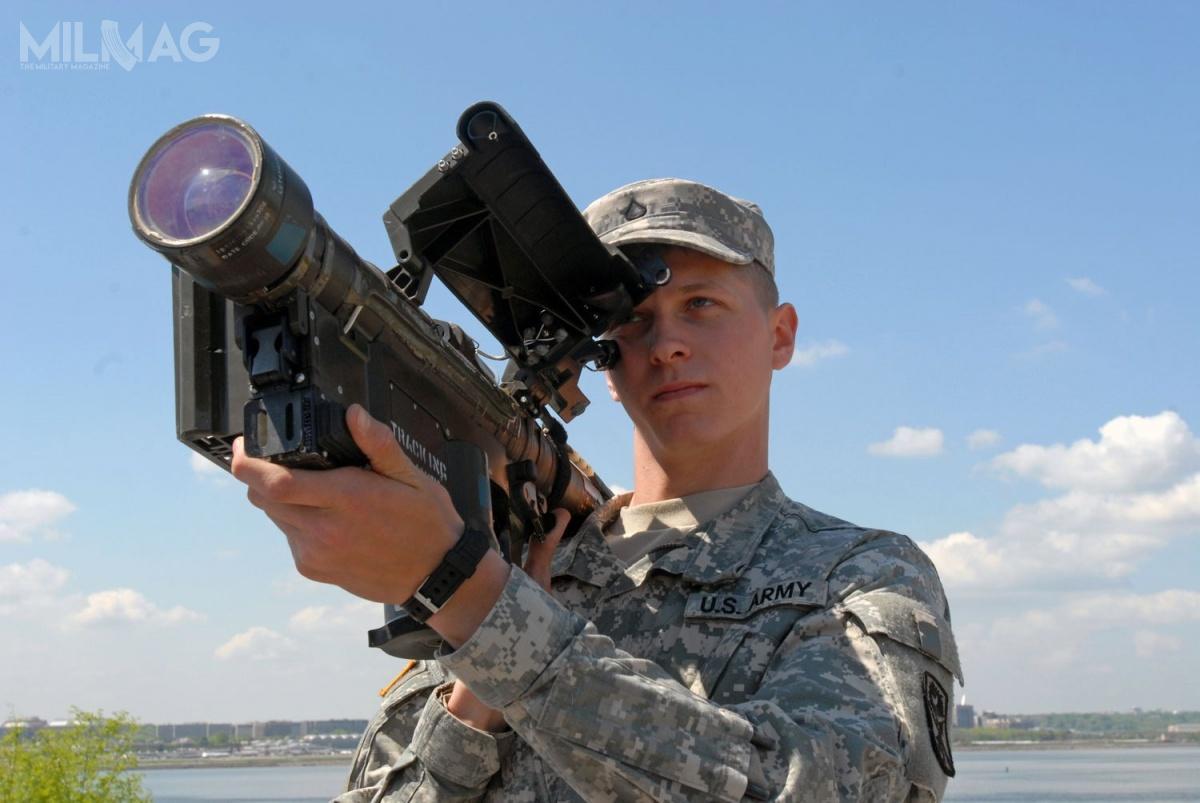 Amerykańskie wojska lądowe opublikowały zapytanie oinformację wsprawie nowego przenośnego przeciwlotniczego zestawu rakietowego, któryzastąpi FIM-92 Stinger / Zdjęcie: US Army