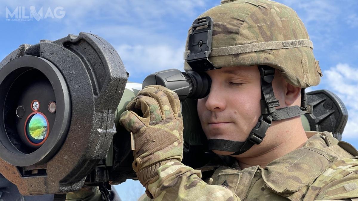 Izraelska spółka Rafael Advanced Defense Systems zademonstrowała amerykańskich wojskom lądowym możliwości przeciwpancernych pocisków kierowanych krótkiego zasięgu Spike SR