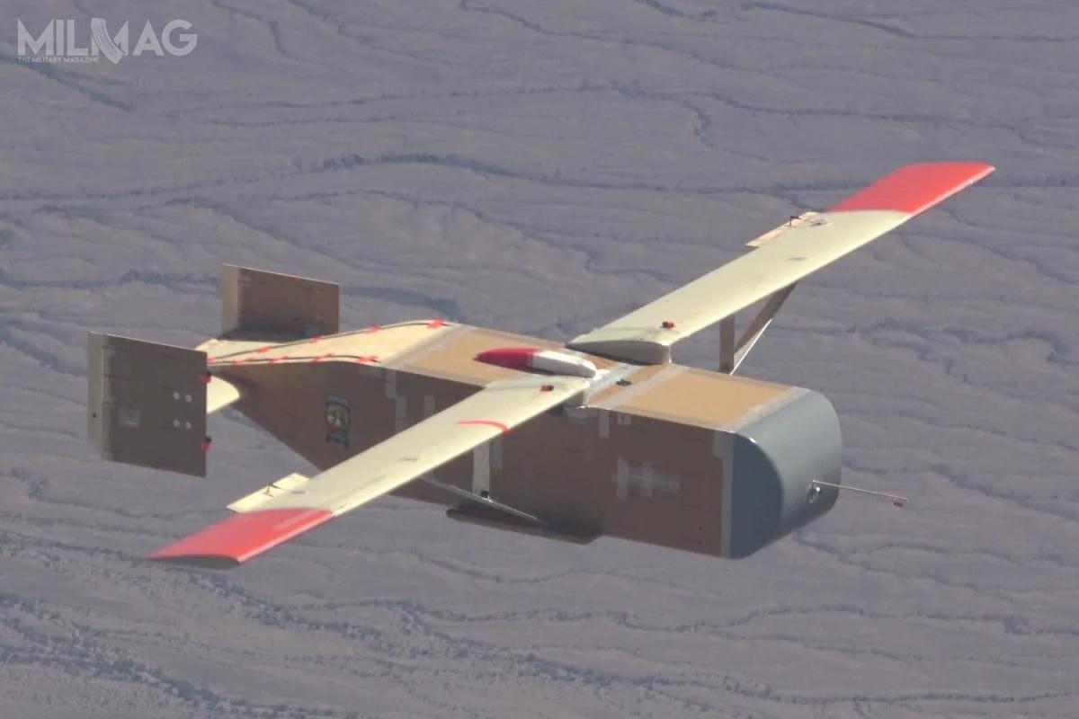 Kupowane przezUSMC bezzałogowce mają dostarczać ładunki dla sił naziemnych, dlatego najważniejszym czynnikiem jest niska cena iprosta konstrukcja / Zdjęcie: Logistics Gliders