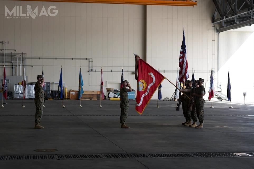 VMFA-242 Bats jest drugą operacyjną eskadrą USMC wyposażoną wsamoloty F-35B wregionie Indo-Pacyficznym iczwartą wcałej formacji. / Zdjęcia: USMC