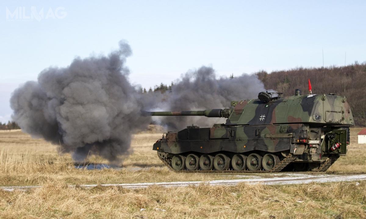 Węgry zamówiły wNiemczech łącznie 44 nowo wyprodukowane czołgi Leopard 2A7+, 24 armatohaubice PzH 2000 i13 samochodów ciężarowych zrodziny HX iTGS oraz12 czołgów Leopard 2A4 znadwyżek niemieckiej armii. / Zdjęcie: Bundeswehra
