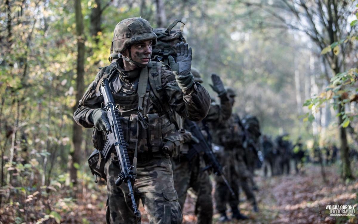 Ministerstwo Obrony Narodowej zapowiedział dalsze zamówienia nakarabinki Grot kalibru 5,56 mm. Dzięki temu szybciej będzie można przezbroić całe Siły Zbrojne RP wnową broń / Zdjęcie: WOT