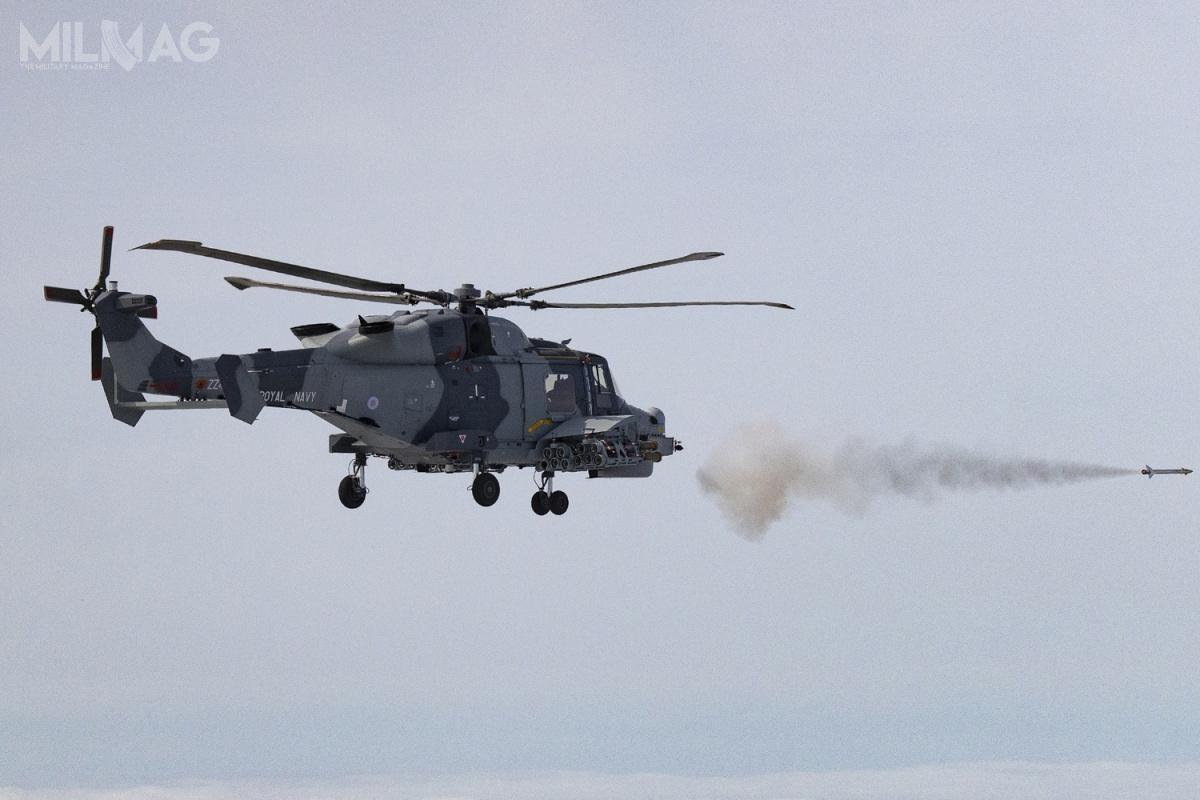 Ministerstwo Obrony Wielkiej Brytanii zamówiło wkwietniu 2011 partię tysiąca sztuk pocisków rakietowych Martlet/LMM. Prace nadnimi rozpoczęto trzy lata wcześniej, wówczas podkryptonimem Future Air-to-Surface Guided Weapon (Light). Od2015 są nauzbrojeniu śmigłowców rozpoznania pola walki AW159 Lynx Wildcat AH.1 / Zdjęcia: Royal Navy