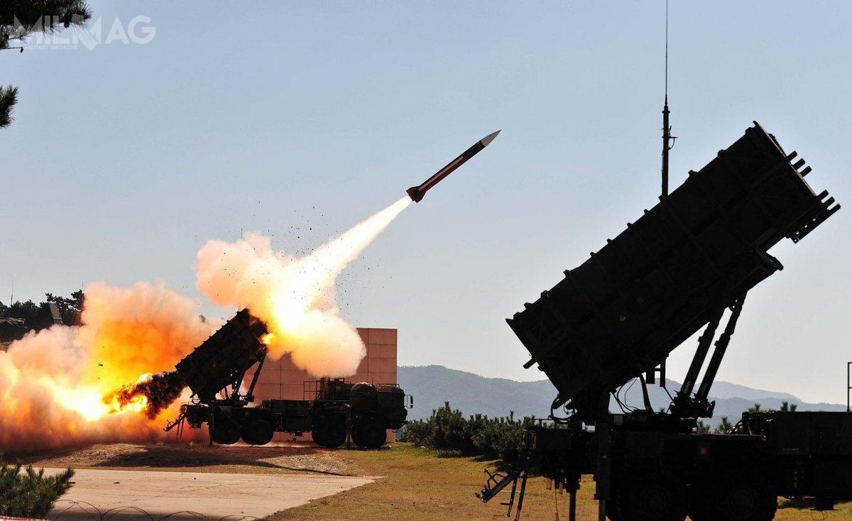 Do końca 2022 doPolski trafią dwie pierwsze baterie zintegrowanego przeciwlotniczego iprzeciwrakietowego systemu średniego zasięgu MIM-104 Patriot wramach pierwszej fazy programu Wisła. /Zdjęcie: Ministerstwo Obrony Narodowej