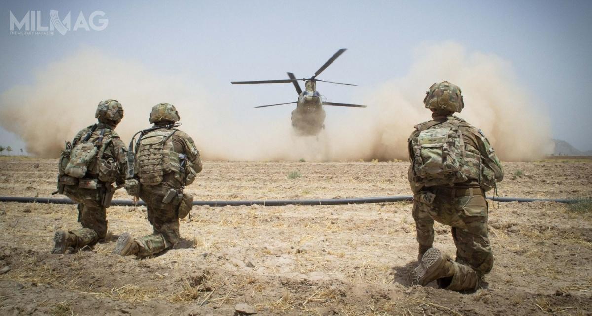 Talibowie kontrolują obecnie około 40% terytorium Afganistanu ipozostają największą siłą polityczną poza rządem wKabulu, zktórą Waszyngton był zmuszony negocjować warunki pokojowe / Zdjęcie: Departament Obrony USA