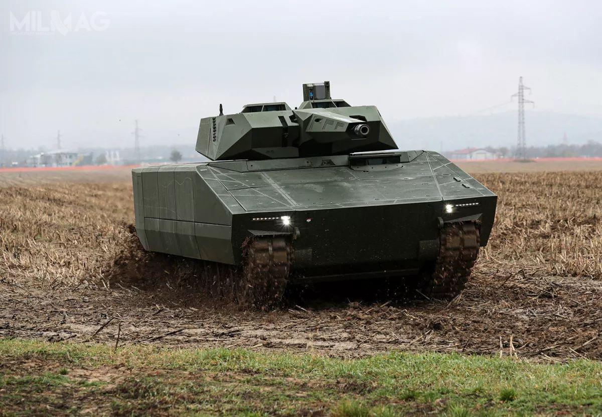 Niemiecka grupa Rheinmetall iministerstwo obrony Węgier zainaugurowały budowę zakładów produkujących bojowe wozy piechoty KF41 Lynx wmiejscowości Zalaegerszeg