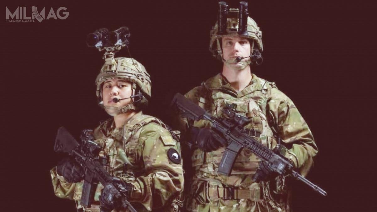 Pod koniec 2019 donowozelandzkich sił zbrojnych mają trafić pierwsze mundury polowe wkamuflażu NZ MTP. Zastąpią używane od2013 roku uniformy wewzorze maskującym MCU / Zdjęcie: NZDF