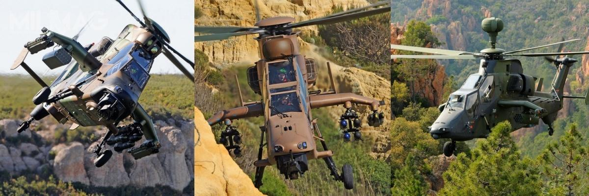 Umowa pozwoli nauzyskanie statusu pełnej gotowości operacyjnej dla większej liczby śmigłowców Tiger/Tigre sił zbrojnych Francji, Niemiec iHiszpanii / Zdjęcia: Airbus Helicopters
