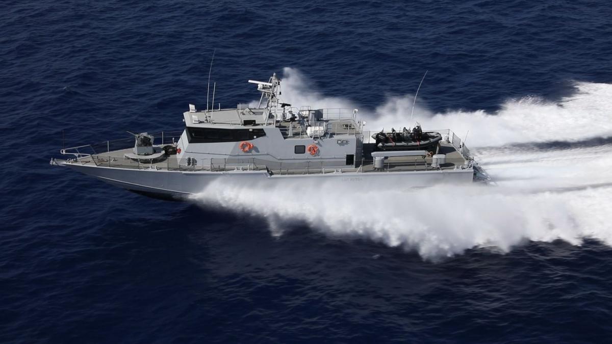 W ofercie znajdzie się także rodzina szybkich jednostek patrolowych typu Shaldag (FPC) odługości od25 do33 m / Grafika izdjęcie: Israel Shipyards