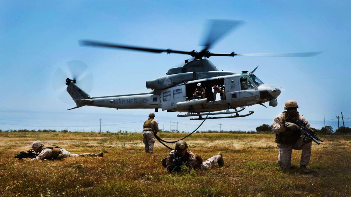Photo by: Cpl. Jonathan Boynes, USMC