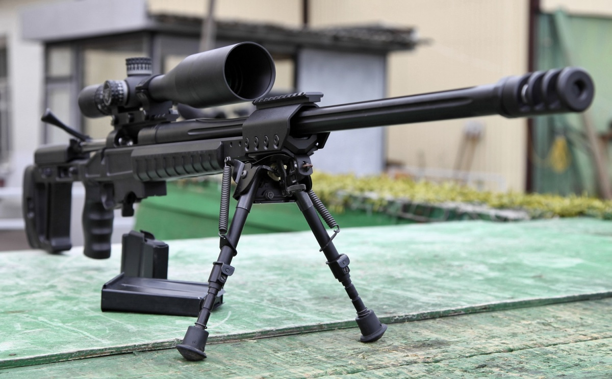 FSB, FSO and Russian national Guard introduced the Tochnost sniper rifle, based on ORSIS T-5000 model. Details and specifications have not been revealed yet. Tochnost is currently the most advanced Russian firearm / Photos: Vitaliy Kuzmin